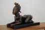 Sphinx * Bronze * Bronzeskulptur * ERNST FUCHS