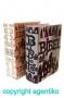 Friedensreich Hundertwasser Bibel * PATTLOCH 1995 * NEU+OVP *
