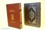 2 x Merian Kupferbibel BIBEL Faksimile CORON ** AT + NT