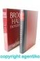 Brockhaus Enzyklopädie Weltatlas 19.Auflage Halbleder