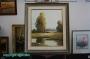 Arnold Graboné / Grabone Ölgemälde auf Leinwand